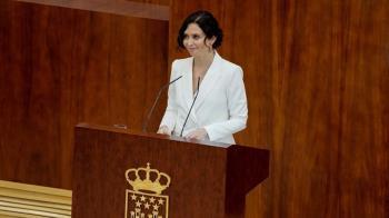 La presidenta de la Comunidad de Madrid lanzaba hoy su plan de gobierno y entre otras, destacaba la ayuda a madres jóvenes como medida estrella