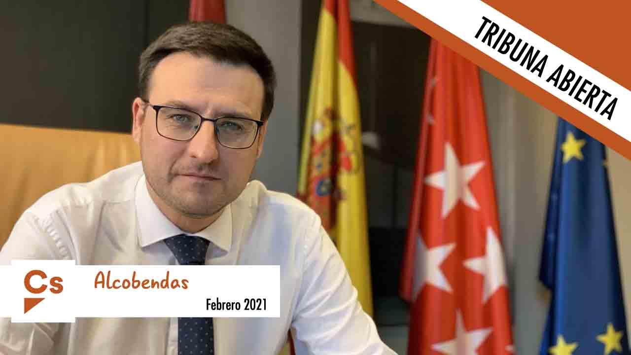 Opinión | El grupo municipal de Ciudadanos en Alcobendas reclama que los políticos se centren en la gestión