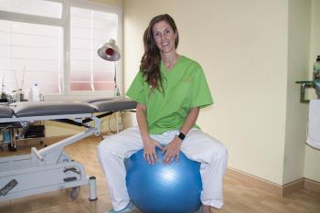La fisioterapeuta alcalaína Arantxa Salside ha puesto en marcha este evento gratuito para los próximos 18, 19 y 20 de noviembre