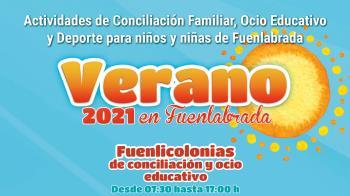 El consistorio ofertará más de 3.000 plazas entre las Fuenlicolonias y el Campus Deportivo