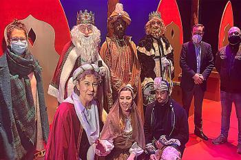 Los Reyes Magos regresan a Coslada un año más