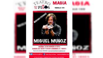 El Teatro Rey de Pikas acoge dos espectáculos muy especiales