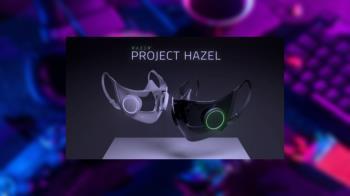Razer recrea una N95 con luces y voz