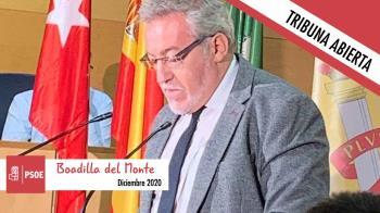 Opinión | Alfonso Castillo Gallardo, portavoz del grupo municipal socialista, nos remite la tribuna de diciembre
