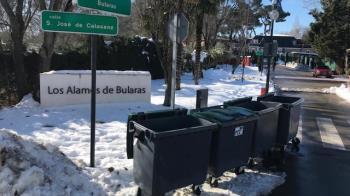 La alcaldesa pide la colaboración de los vecinos para facilitar el servicio
