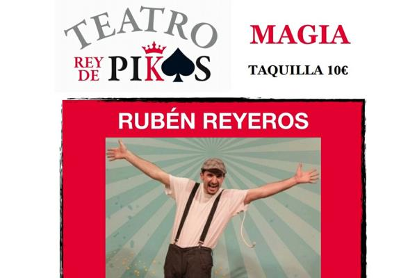 Continúa la programación en el Teatro Rey de Pikas de Leganés
