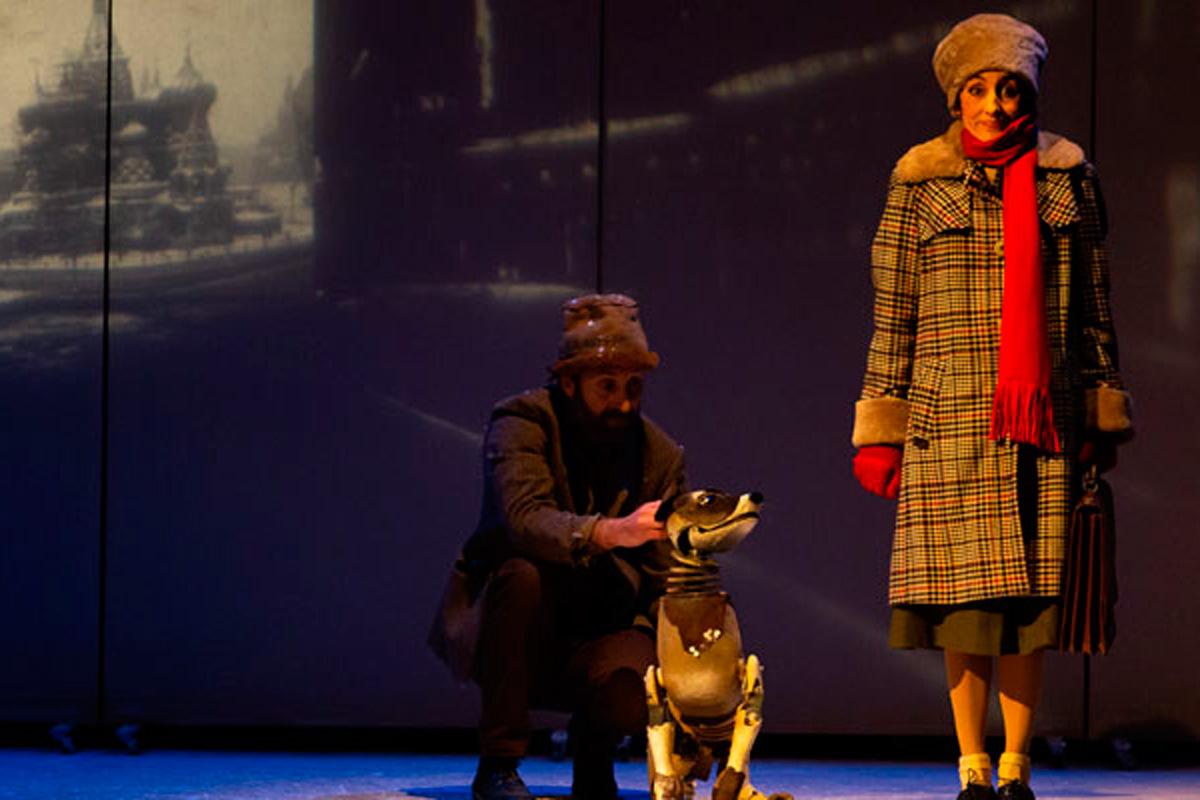 La próxima cita será el 23 de octubre, con el teatro de títeres 'Orfeo y Eurídice'