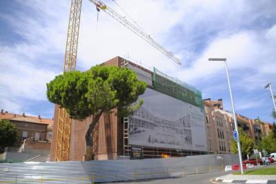 Lee toda la noticia 'Continúan las obras en la nueva Casa de la Cultura'