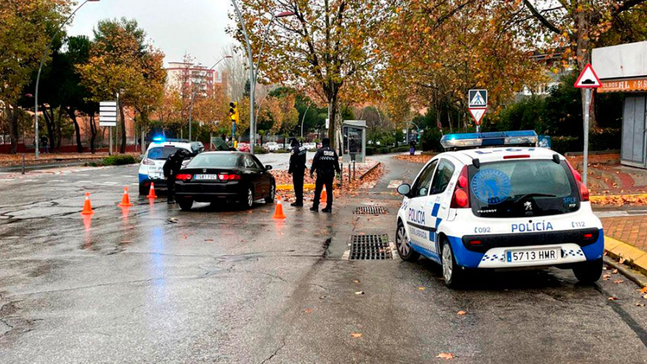 La Policía Local ha sancionado a 279 personas en la última semana