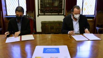 El Ayuntamiento y Espirituosos de España renuevan su colaboración