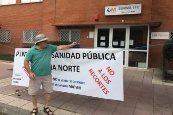 El martes 14 de julio se concentrarán frente a la puerta del SUAP para exigir la apertura inmediata de los Centros de Urgencias y de Salud