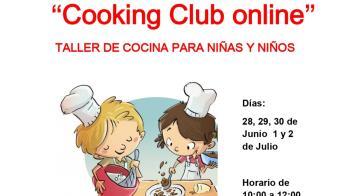 El taller es totalmente gratuito y está dirigido a niños de entre 8 y 12 años