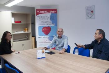 En la Semana del Corazón hablamos con la asociación que cuenta ya con 145 miembros