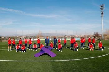 La Comunidad de Madrid se los ha entregado a las jugadoras de la Selección Española