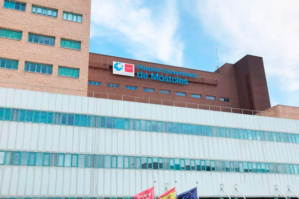 Trabajadores del centro denuncian que el aire acondicionado no funciona y la dirección del hospital hace caso omiso