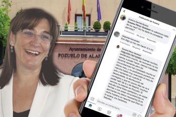 """La alcaldesa de Pozuelo responde a una vecina en su cuenta de Facebook que """"de momento no los vamos a poder hacer"""""""