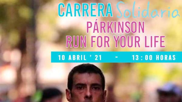 El objetivo del deportista sanfernandino es dar visibilidad al Parkinson