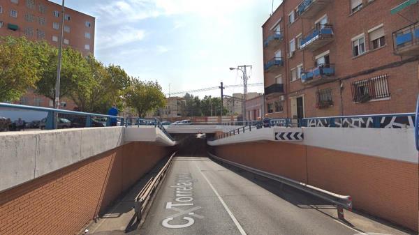 El Ayuntamiento de Alcalá ha anunciado que quedará cortado el acceso al mismo