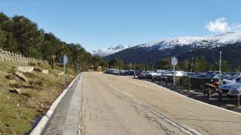 Se interrumpirá el tráfico rodado entre Navacerrada y Rascafría