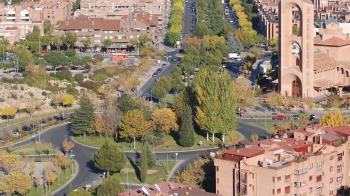 La calle Santa Emilia permanecerá cortada al tráfico desde el miércoles 5 hasta el lunes 10 de Mayo