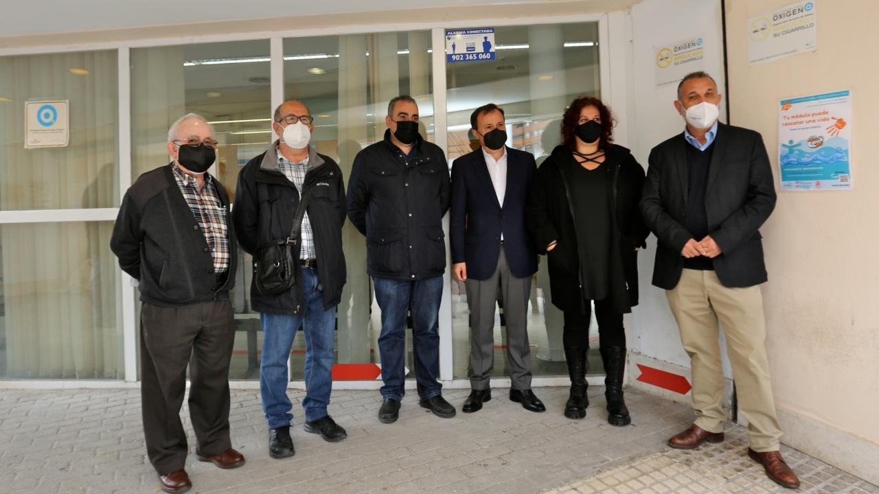 Los municipios ofrecen a la Consejería de Salud de la Comunidad de Madrid, espacios municipales para realizar la vacunación