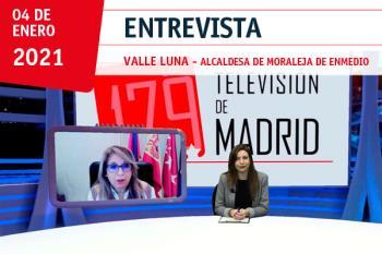 Hablamos con la alcaldesa de Moraleja de Enmedio, Valle Luna, sobre los retos que encara el municipio en 2021