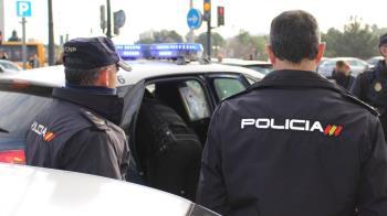 Los hechos ocurrieron en el madrileño barrio de la Concepción y se logró detener a dos posibles involucrados