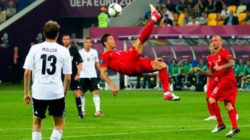 CR7 se convirtió en el mayor goleador de la historia de la fase final del Campeonato de Europa