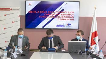 Ambas entidades han firmado un acuerdo de colaboracion en materia de integración social