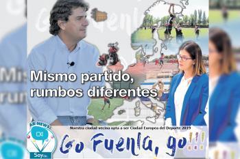 Conocemos de la mano del alcalde, Javier Ayala, nuestra candidatura '200k. United by Sports'