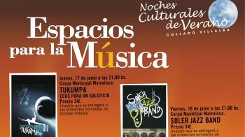 Se celebrará del 15 al 20 de junio en la Carpa de la Malvaloca de Collado Villalba
