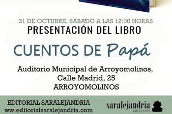 La presentación tendrá lugar el 31 de octubre en el Auditorium Municipal