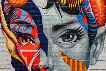El arte urbano copará los polideportivos Alhóndiga-Sector III y Giner de los Ríos de Getafe