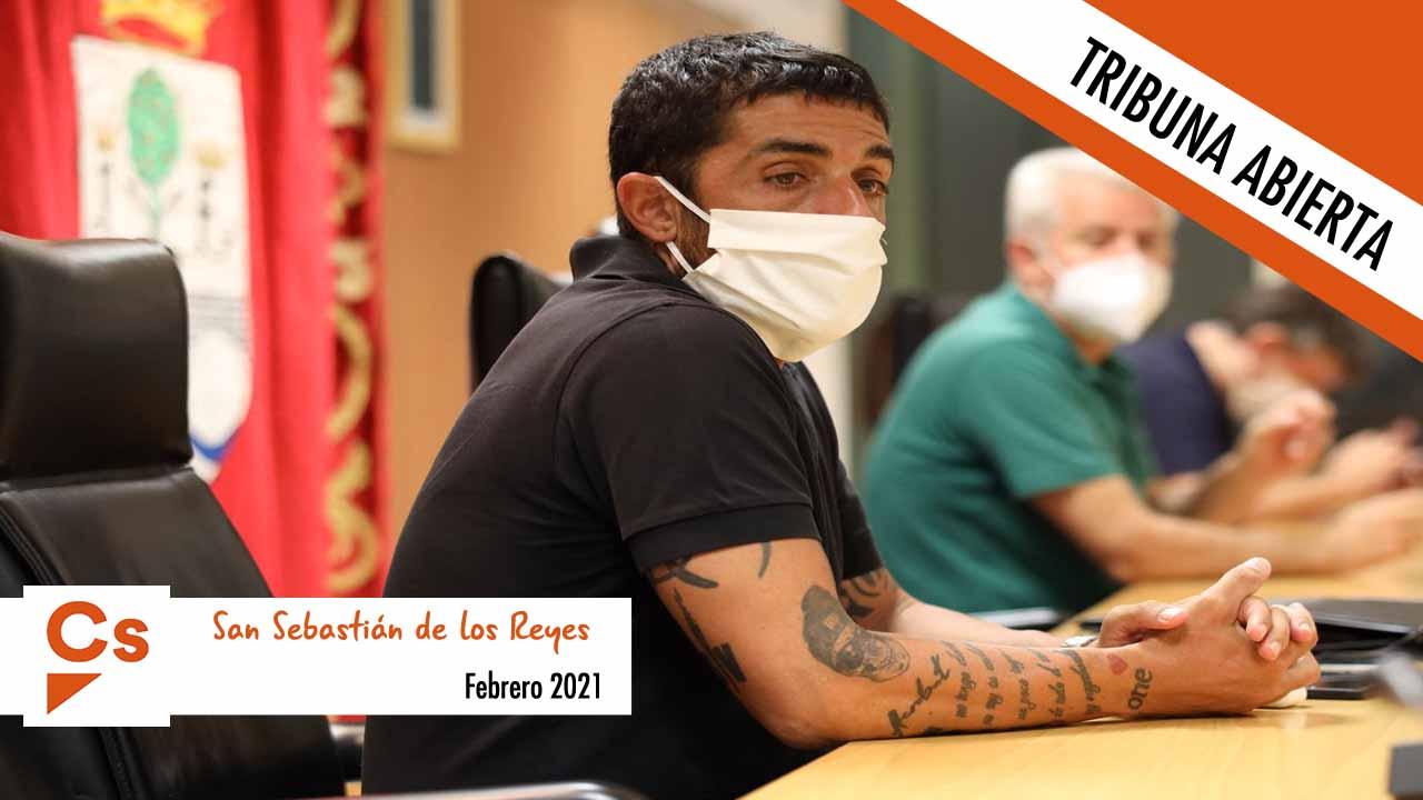 Opinión | Miguel Ángel Martín Perdiguero centra su tribuna en la limpieza