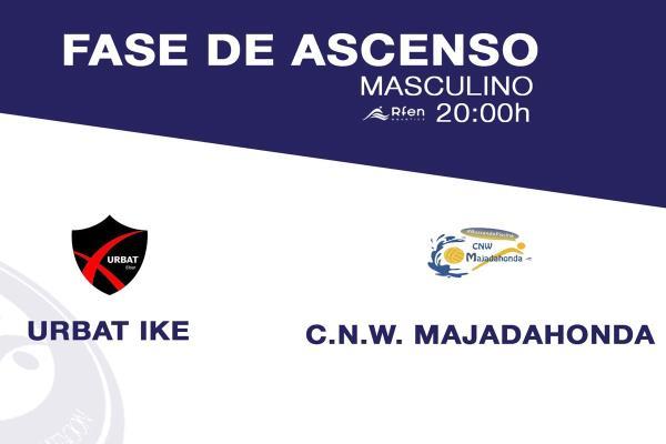 El CW Majadahonda consigue el ascenso a la II División Nacional Masculina