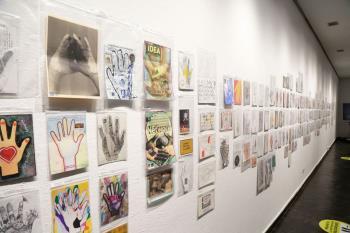 La muestra se puede visitar hasta el próximo 24 de enero en el Centro Cultural Villa de Móstoles