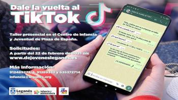 El Ayuntamiento pone en marcha un taller de creación de vídeos que invita a los jóvenes a charlas sobre sus inquietudes