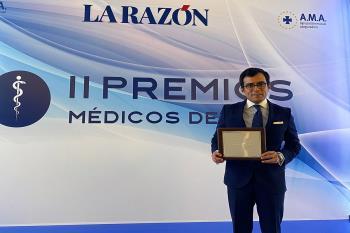 El doctor sitúa al Hospital Universitario de Torrejón a la cabeza en intervenciones quirúrgicas cardiacas