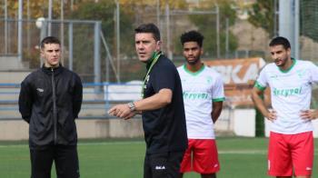 El técnico del Trival Valderas atiende a Soy de Alcorcón para hacer un análisis sobre su temporada, su renovación y sus próximos objetivos