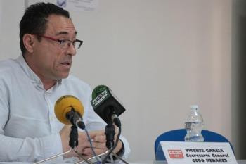 Vicente García, secretario General de CCOO Henares reflexiona sobre la decisión del TSJM que anula las restricciones de movilidad