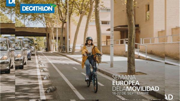 Del 16 al 22 de septiembre tiene lugar este movimiento en Europa a favor de la movilidad saludable y de sus beneficios para la población y las ciudades