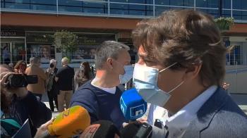 El alcalde de Fuenlabrada ha valorado las elecciones del 4-M en el acto conmemorativo en Memoria a las Víctimas del Fascismo