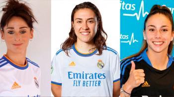 Las protagonistas son Esther González, Nahikari García, Athenea del Castillo, Lorena Navarro y Marta Cardona