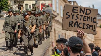 La asociación de Pensionistas Complutenses condena abiertamente los grupos fascistas