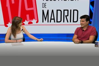 El portavoz de Más Madrid en la Asamblea, Pablo Gómez Perpinyà, inaugura el curso político en los micrófonos de Soyde.