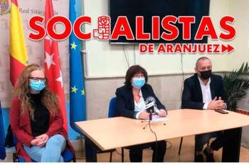 El PSOE denuncia que parte de la grabación dañada contenía supuestas injurias y calumnias contra la formación