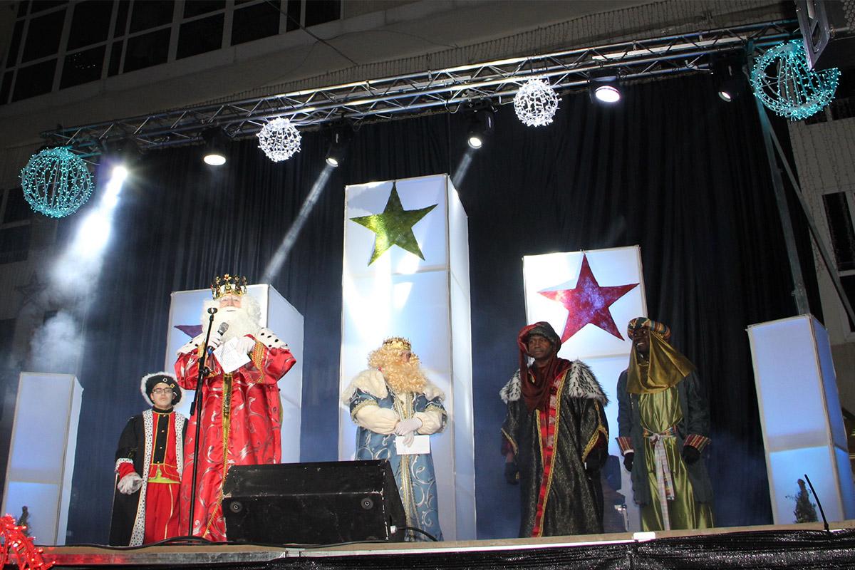Los Reyes Magos visitarán Arganda del Rey como todos los años