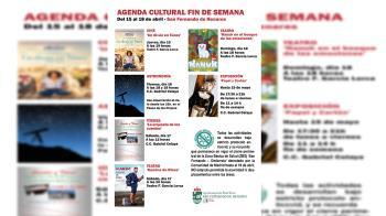 San Fernando de Henares presenta un programa cultural para todos los públicos