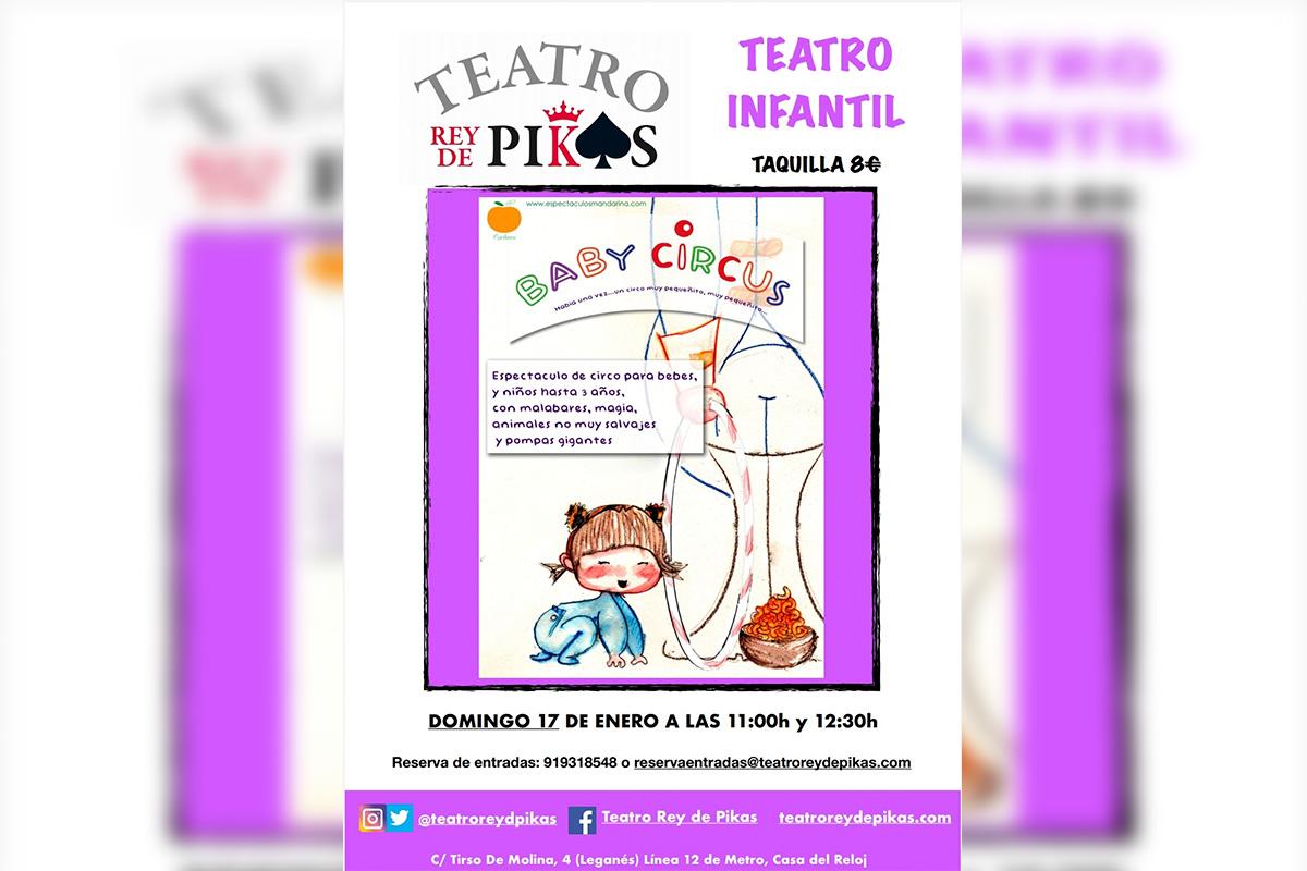 El Teatro de Rey de Pikas reabre sus puertas esta semana