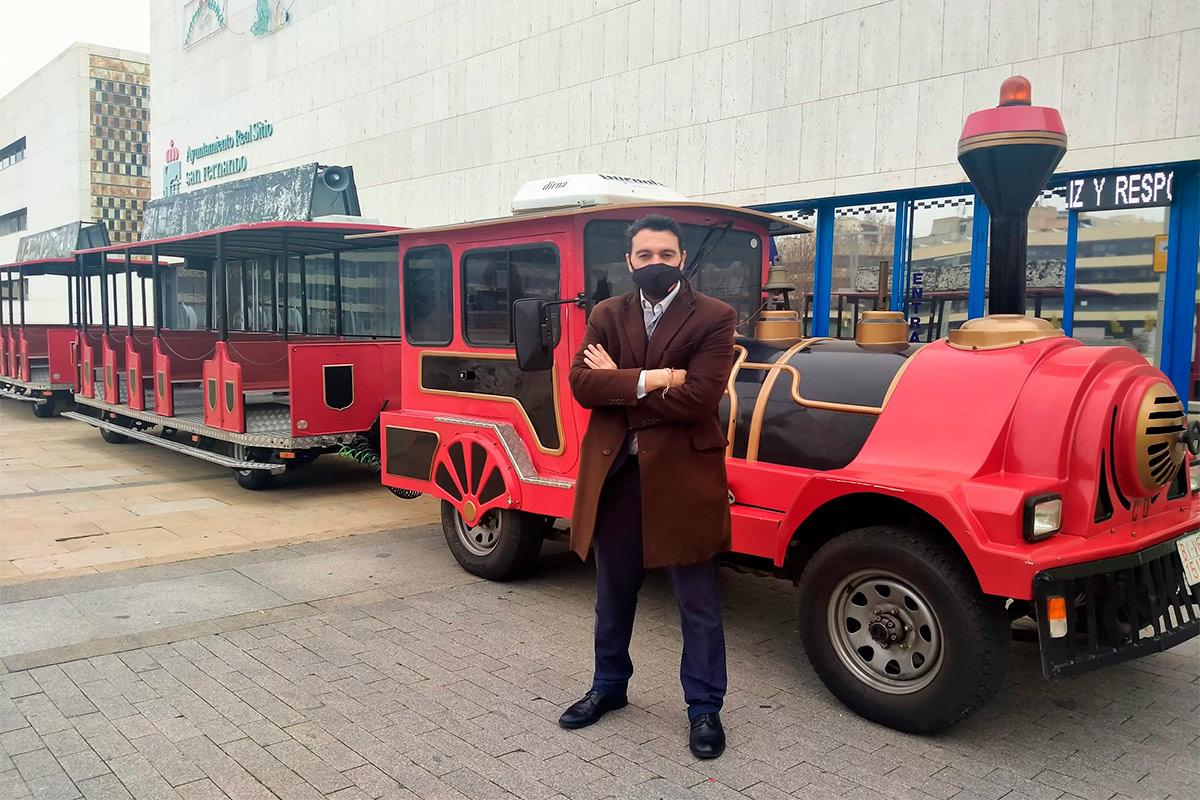 Los Trenes Turísticos ya recorren las calles de la localidad